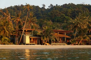 Rising Sea Levels threatening homes